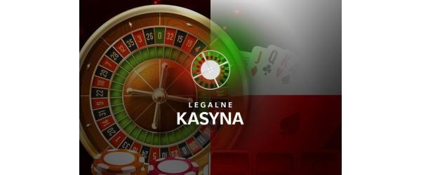 Polskie kasyno online jest legalne