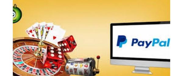 Kasyna online z wpłatą i wypłatą za pomocą serwisu PayPal